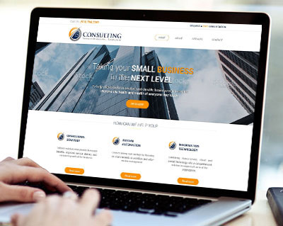 website design for small business in Noida