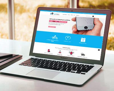 ecommerce website development in India