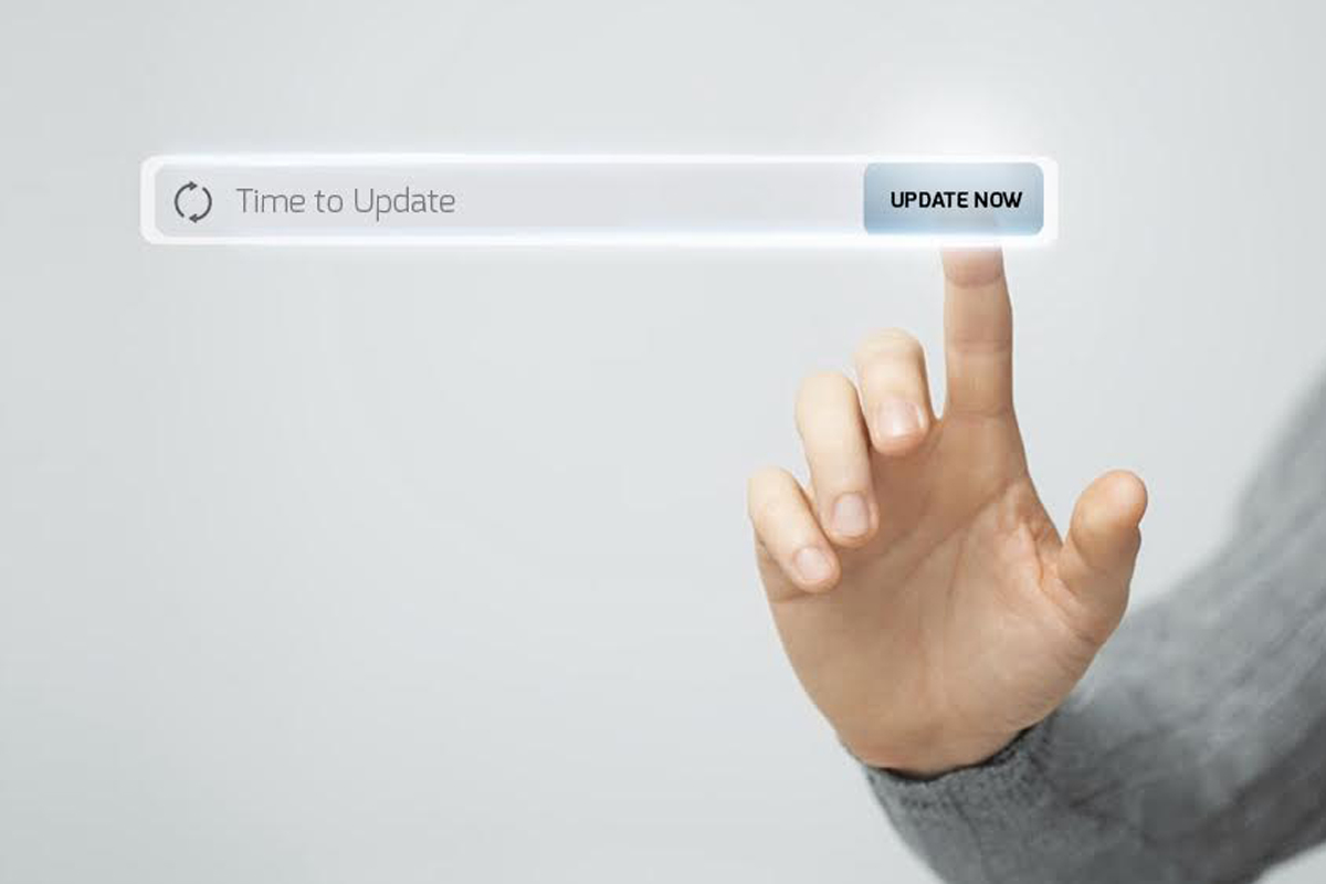Top 5 reasons why updating your website is important