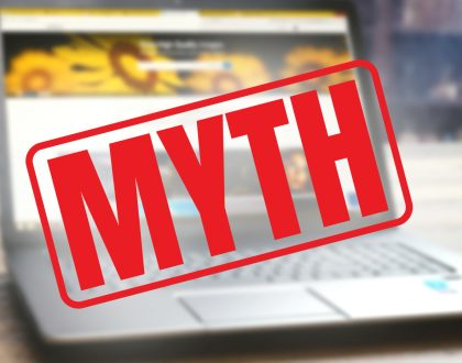 5 Myths About Website Designing