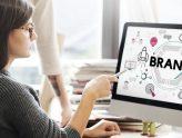 Online branding company
