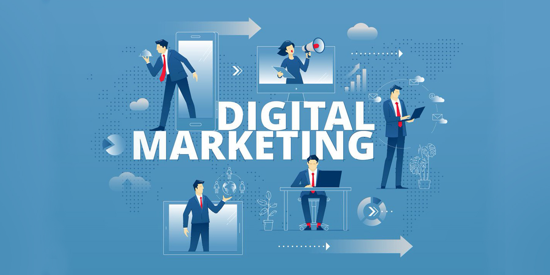 5 Reasons To Hire A Digital Marketing Agency